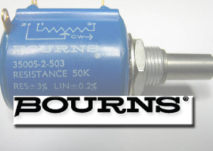 Obsolete Bourns Components
