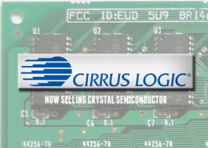 Obsolete Cirrus Logic Component