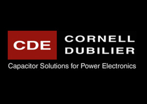 Cornell-Dubilier Capacitors