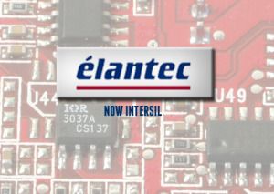 Obsolete Elantec Components