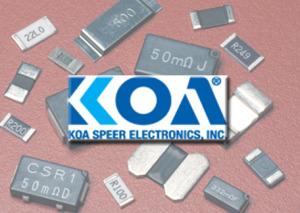 Obsolete KOA Speer Components