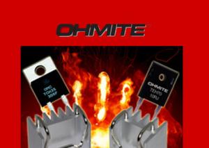 Ohmite resistors