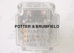 Potter & Brumfield Relays