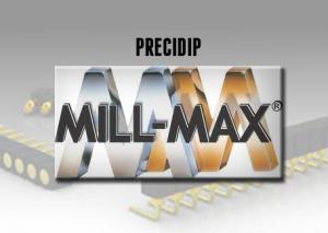 Precidip/Millmax Connectors
