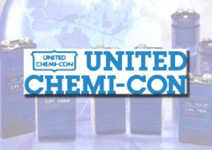 United Chemi-Con capacitors